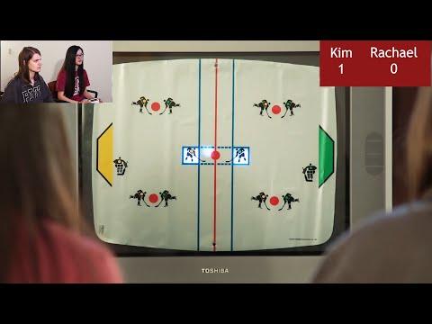 Let's Play: Hockey (Magnavox Odyssey 1972)