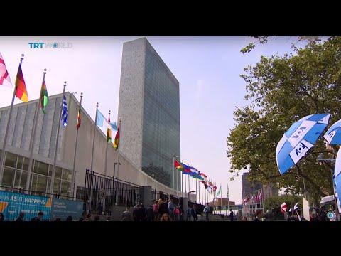 UN General Assembly: Obama and Erdogan address refugee crisis