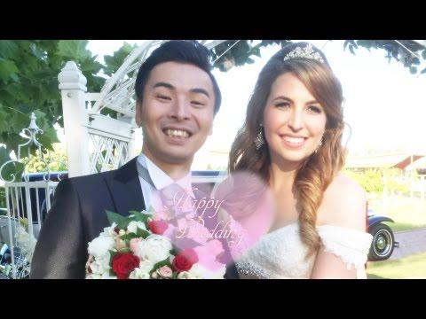 YouTubeで出会い国際結婚 #03 神話の始まり〜そして涙