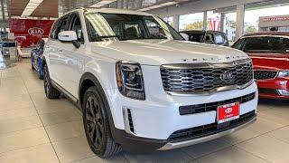 The New KIA TELLURIDE SUV Interior&Exterior Tour - Better than Hyundai Palisade??