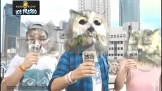 Iklan Kopi Koko Beluk Ice Presso - Versi Skate Text