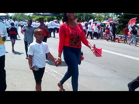 INDEPENDENCE DAY 2017 TRINIDAD AND TOBAGO. THE TOBAGO PART.(4)