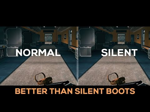 Warface Glitch : 100% SILENT FOOTSTEPS?! thumbnail