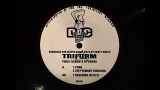Reaching In [Pt 2] / Triform ‎/ Three Elements Of Sound [1997]