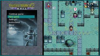 Fantasy Warrior 2: Evil playthrough [Longplay]