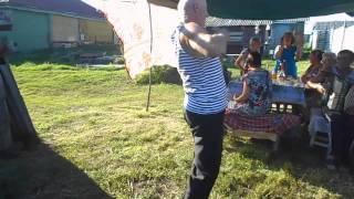 день ВМФ танец  цыганочка