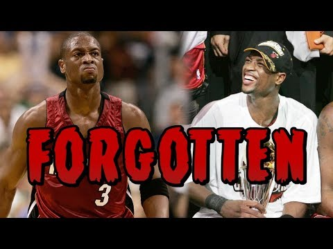 The FORGOTTEN Year That Made Dwyane Wade An NBA LEGEND