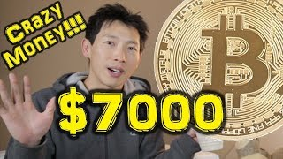 $7000 Bitcoin and Impending Crash
