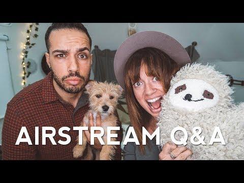 RV Living/Tiny House Living Q&A