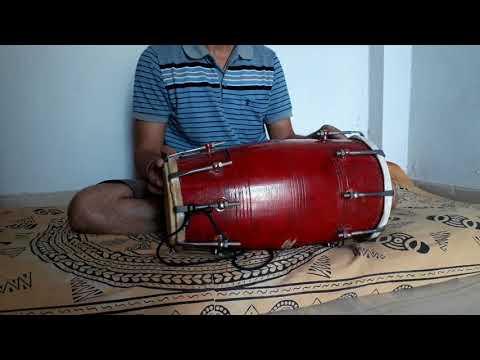 rajwadi play dholak lession