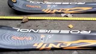 Лыжи горные Rossignol ZENITH Z1+ крепления AXIUM 120