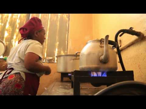 Biogas project in Ethiopia