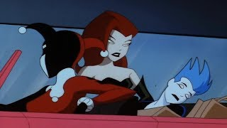 Harley Quinn! What With Livewire? I Washed Her!