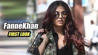 Fanney Khan - Aishwarya Rai Looks Stunning In The First Look Still