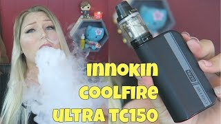 Innokin CoolFire Ultra TC150 Review | TiaVapes Review
