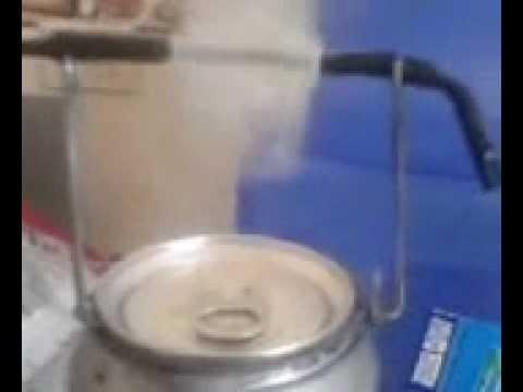 Maquina a vapor casera youtube - Como insonorizar una habitacion casera ...