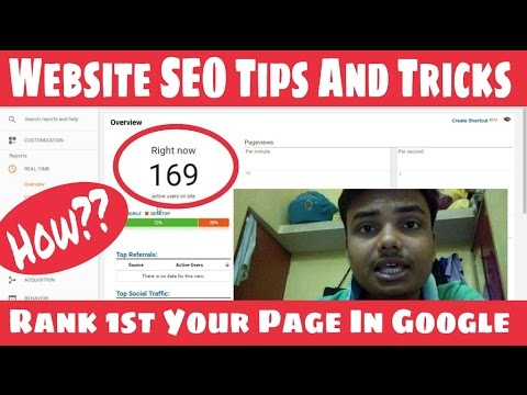 Rank Post in google search engine    Tips and tricks to boost website (#Episode-1)