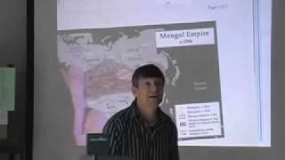 'The Mongol Impact on World History' - Ed Vajda, WWU