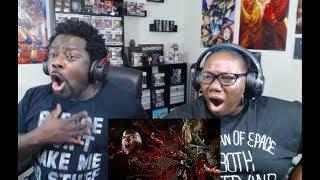 Mortal Kombat 11 - Official Shao Kahn Gameplay Reveal Trailer {REACTION!!}