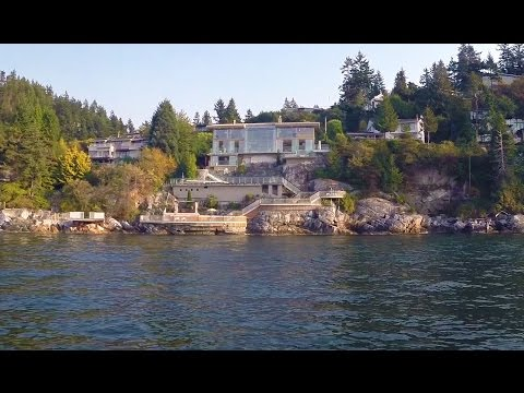 Extraordinary Waterfront Property, West Vancouver - 360hometours.ca