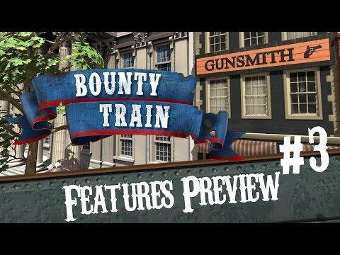 Bounty Train - Developer Video - Update 5: Gun Shop |