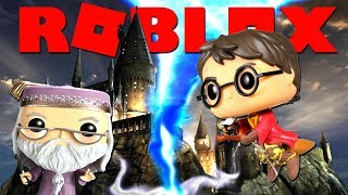 HARRY POTTER IN ROBLOX !! ft. Aziz