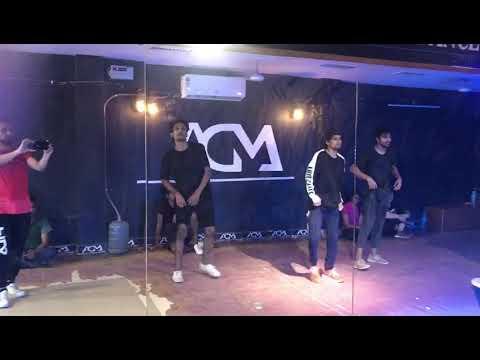 Khadke Glassy - Jabariya Jodi |Sidharth M,Parineeti C| Yo Yo Honey Singh| Dance Cover|MDA