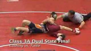 OHSSE 2008 Class 2A & 3A Dual Wrestling State Finals