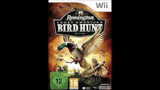Remington Great American Bird Hunt - Wii - Full Game (Deutsch / German)