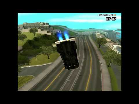 GTA: San Andreas - Reckless Maneuver