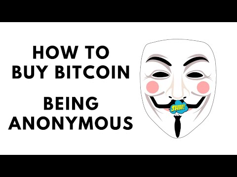 How To Buy Bitcoin Anonymously - No KYC Or ID Check Required