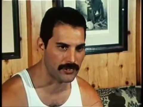 Freddie Mercury Talks About Boy George - Fashion & Time