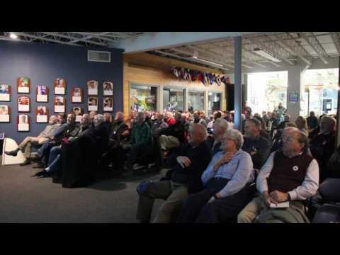 Herreshoff Museum makes a big wave