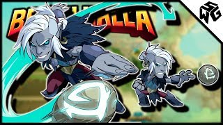 NEW WEAPON *ORB* & NEW LEGEND *DUSK* - Brawlhalla :: Orb Overview, Light Attack + Dusk Sigs
