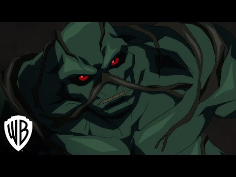 "Justice League Dark clip - ""Swamp Thing """