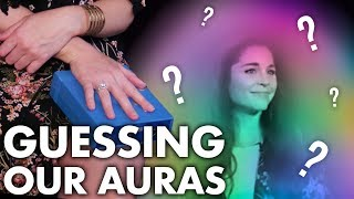 We Got a Professional Aura Reading!? (Beauty Trippin)