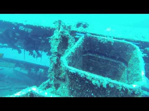 Safari Dive No2 - New Wrecks