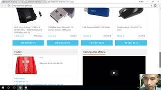 Tạo trang web miễn phí với Accesstrade | Tủ Sách Vàng