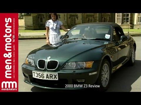 2000 BMW Z3 Review