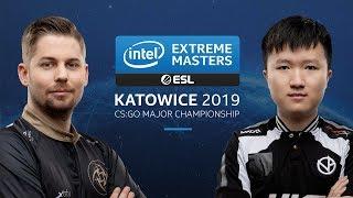 CS:GO Highlight - NiP vs. ViCi [Mirage] Map3 Ro5 - Challengers Stage - IEM Katowice 2019