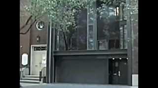 HALSTON'S MANHATTAN TOWNHOUSE - NOV 26, 2006