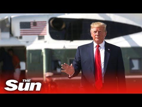 Trump steps up China trade war with fresh tariffs