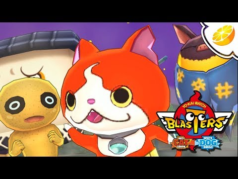 Yo-kai Watch Blasters: White Dog Squad - Citra Emulator (GPU Shaders, Full Speed!) - Nintendo 3DS - 동영상