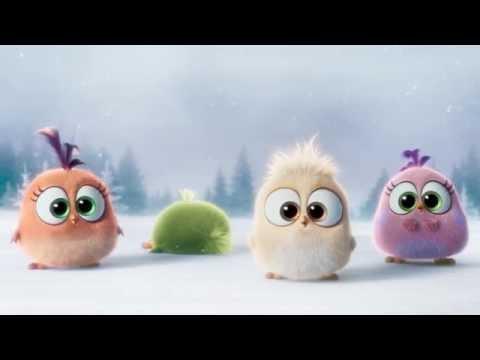 """Angry Birds в кино"": с наступающим!"