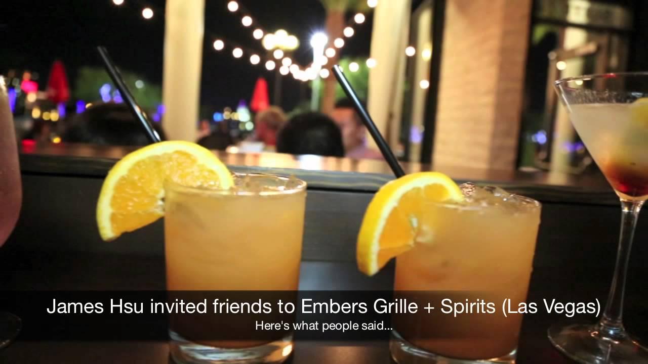Best Restaurant In Summerlin Las Vegas Embers Grille Spirits