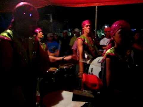 Comparsa Liberia Guanacaste FIESTAS POTRERO BEACH...
