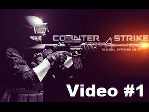 Primeiro video do canal CS GO #1