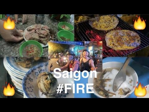 Saigon Bizarre Food Tour 2015 – Thit Cho (dog meat), Fried Fetus Eggs, and Cow Stomach Soup 🔥Ep.11