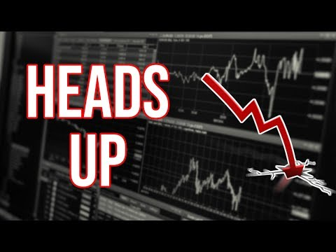 Stock Market Crash Coming End Of 2019? 📉