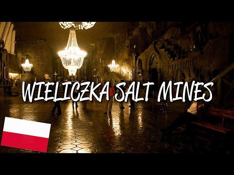 Wieliczka Royal Salt Mines - UNESCO World Heritage Site